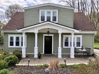 Barrington Single Family Home For Sale: 321 Roslyn Road