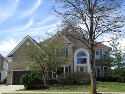 South Elgin Single Family Home For Sale: 2275 Brookwood Drive