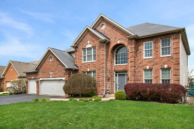 West Chicago  Single Family Home For Sale: 937 Academy Lane