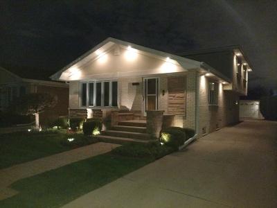 Single Family Home For Sale: 5009 North Ridgewood Avenue