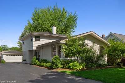 Western Springs Single Family Home For Sale: 5221 Lawn Avenue