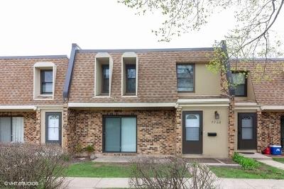 Woodridge Condo/Townhouse Contingent: 7768 Woodward Avenue #10-6E