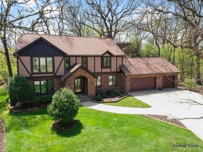 Oak Brook Single Family Home Price Change: 801 Red Stable Way