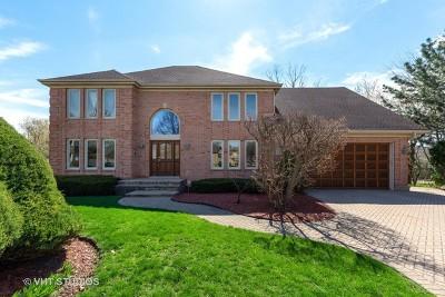 Arlington Heights Single Family Home Price Change: 233 East Kerry-Brook Lane