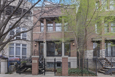 Single Family Home For Sale: 1805 North Hoyne Avenue