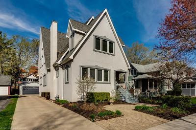 La Grange Single Family Home For Sale: 120 South Stone Avenue
