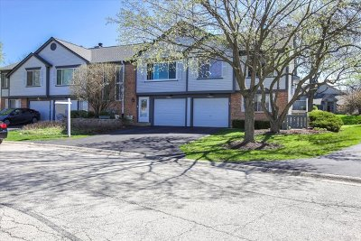 Winfield Condo/Townhouse For Sale: 27w210 Providence Lane