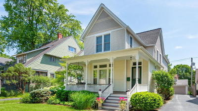 La Grange Single Family Home Price Change: 415 South Ashland Avenue