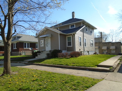 Joliet Multi Family Home For Sale: 620 Clement Street
