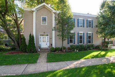 Deerfield Single Family Home For Sale: 970 Chestnut Street