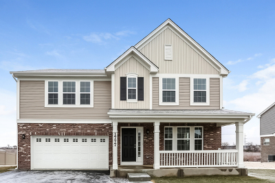 New Lenox Single Family Home For Sale: 2114 Bristol Park Road