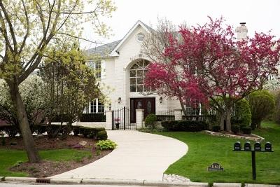 Burr Ridge Single Family Home For Sale: 11631 Briarwood Lane