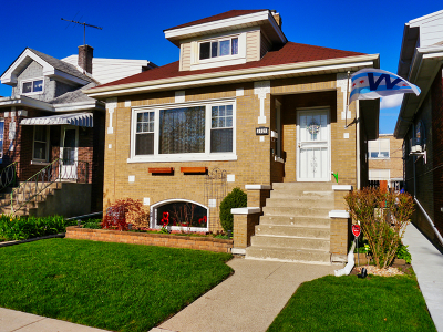 Elmwood Park Single Family Home For Sale: 2821 North 76th Court