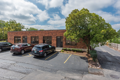 Westmont Commercial For Sale: 414 Plaza Drive #308