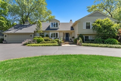 Lake Forest Single Family Home For Sale: 171 High Holborn