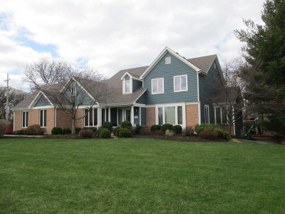 Crystal Lake Single Family Home For Sale: 658 Old Westbury Road