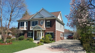 Mount Prospect Single Family Home For Sale: 424 West Bob O Link Road