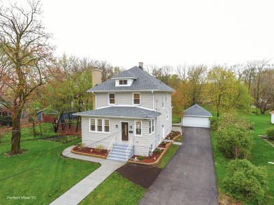 Lombard Single Family Home For Sale: 120 North Park Avenue