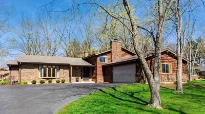 Hawthorn Woods Single Family Home For Sale: 61 Darlington Drive