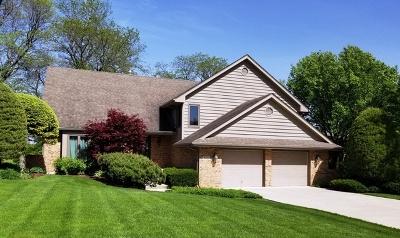 Darien Single Family Home For Sale: 8521 Creekside Lane