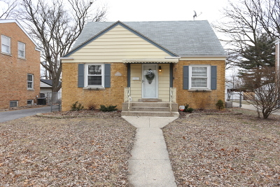 Westchester Single Family Home For Sale: 1541 Bristol Avenue
