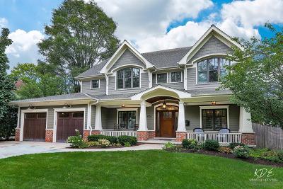 Downers Grove  Single Family Home For Sale: 4731 Saratoga Avenue