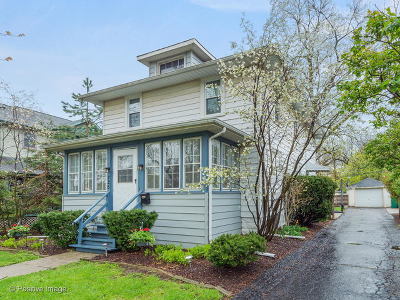 Westmont Single Family Home For Sale: 225 South Linden Avenue