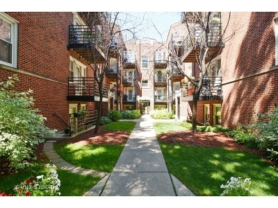 Ravenswood Manor Condo/Townhouse For Sale: 4330 North Sacramento Avenue #1W
