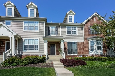 Bartlett IL Condo/Townhouse Re-Activated: $244,900
