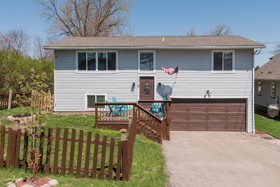 McHenry Single Family Home Price Change: 1006 Fortress Drive