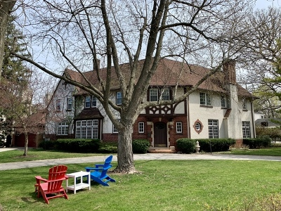 Highland Park Single Family Home For Sale: 2175 Sheridan Road