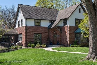Winnetka Single Family Home For Sale: 1270 Scott Avenue
