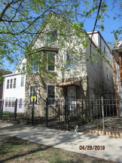 Multi Family Home For Sale: 2918 North Hamlin Avenue