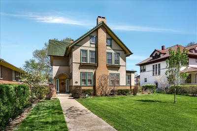 Joliet Single Family Home For Sale: 611 Campbell Street