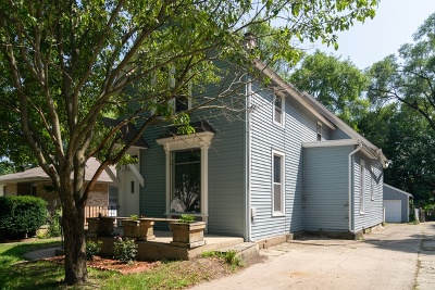 Elgin Single Family Home Re-Activated: 631 Congress Street