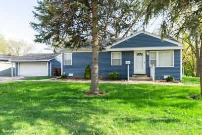 Tinley Park Single Family Home For Sale: 6437 167th Street