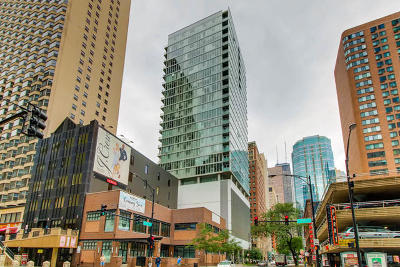 Streeterville, Gold Coast Galleria Condo/Townhouse For Sale: 550 North St Clair Street #1108