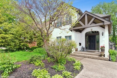 Lake Forest Single Family Home For Sale: 436 Spruce Avenue