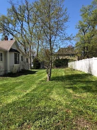 Residential Lots & Land For Sale: 1131 North Washington Street