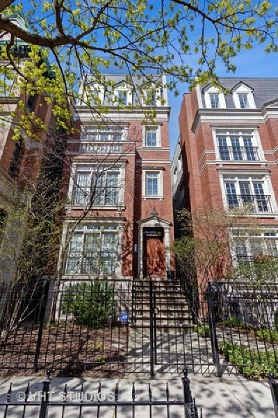 Condo/Townhouse For Sale: 1724 North Mohawk Street #1