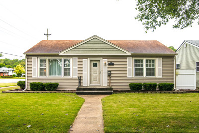 Midlothian Single Family Home Contingent: 15054 Springfield Avenue