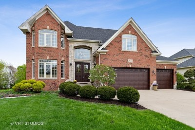 Single Family Home For Sale: 3111 Kewanee Lane