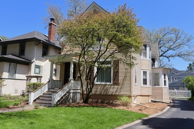 Wilmette Single Family Home For Sale: 204 5th Street