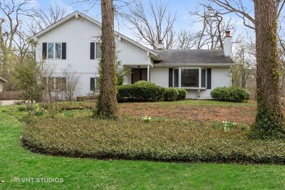 Lake Forest Single Family Home For Sale: 233 Niles Avenue