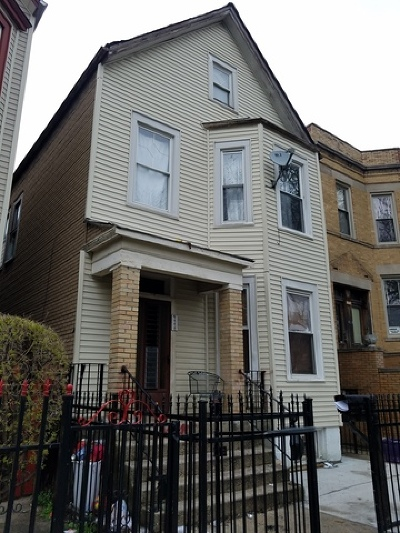 Multi Family Home For Sale: 4118 West 25th Street