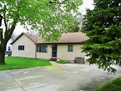 Alsip Single Family Home For Sale: 4708 West 128th Place
