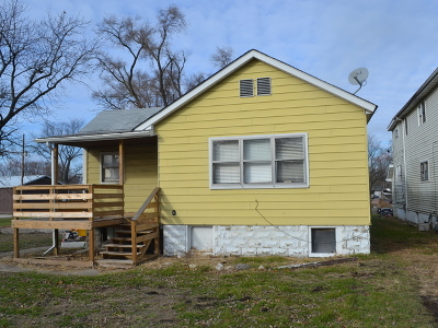 Braidwood Single Family Home For Sale: 124 East Main Street