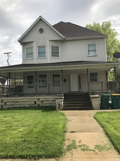 Joliet Condo/Townhouse For Sale: 106 3rd Avenue