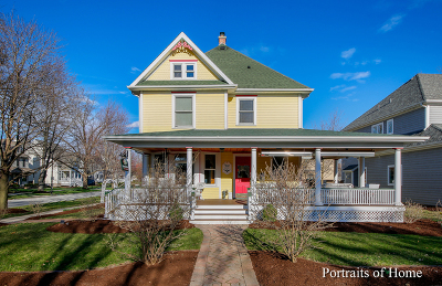 Single Family Home For Sale: 26 North Eagle Street