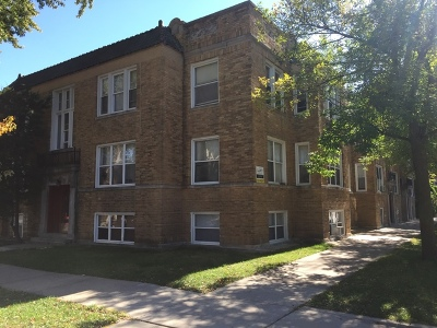 Rental For Rent: 4515 North Hamlin Avenue #1